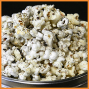 White Cheddar Cracked Pepper Popcorn